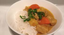 Hình ảnh món Korean Curry