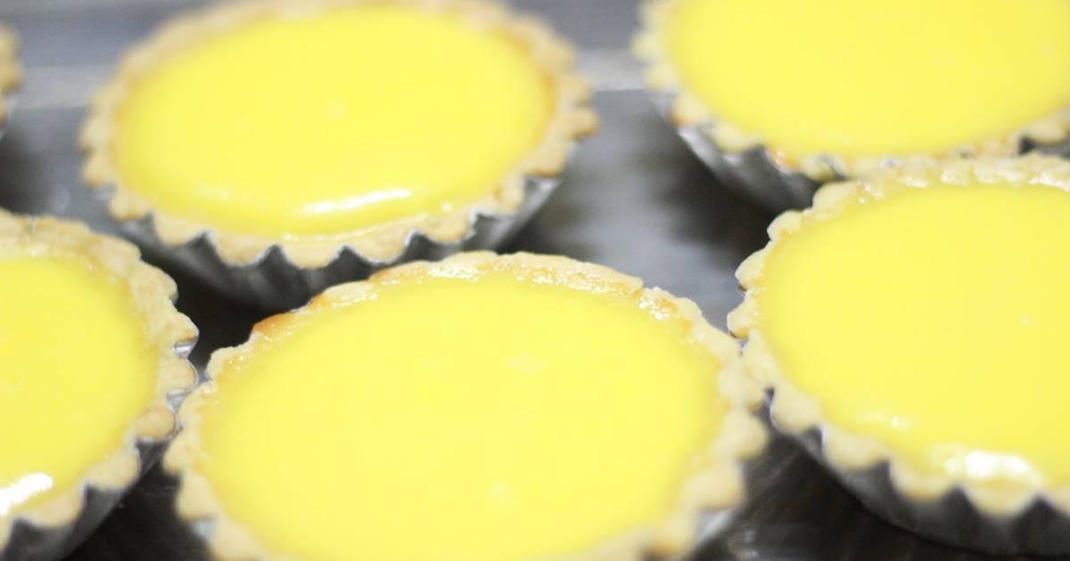 Egg tart (bánh trứng HK)