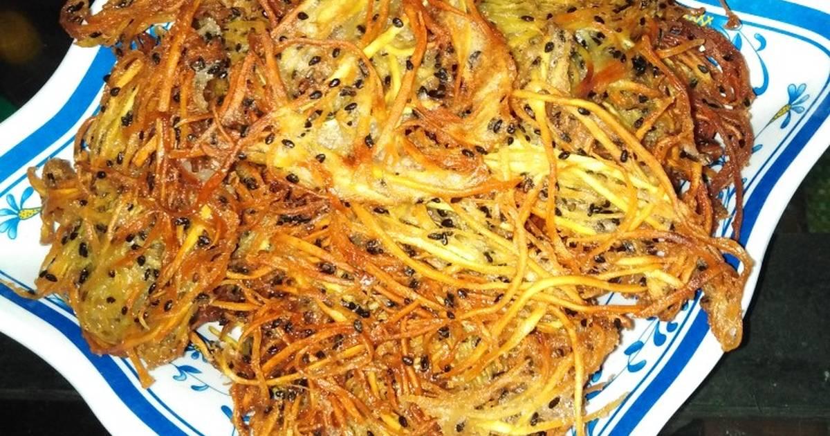 Bánh khoai lang dừa