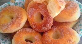 Hình ảnh món Baked Donuts