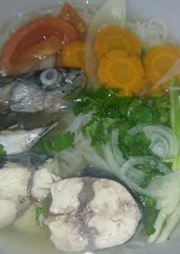 Bún cá ngừ