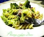 Ảnh đại đại diện món Mỳ Fusilli Với Broccoli Sốt Kem
