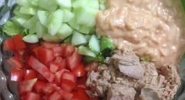 Hình ảnh món Salad cá ngừ