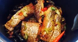 Hình ảnh món Cá hường kho trám tại Ebisu