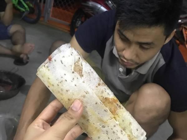 Bánh tráng nướng Bình Thuận