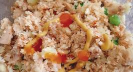 Hình ảnh món Cơm Cá Ngừ Giảm Cân Eat Clean
