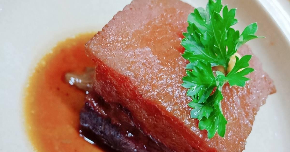 BUTA KAKUNI (Thịt heo kho tàu kiểu Nhật)