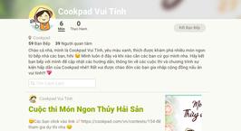 Hình ảnh món Có bao nhiêu cách để giao lưu kết bạn trên Cookpad?