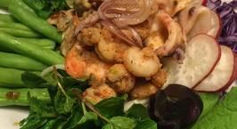 Hình ảnh món Salad đại dương