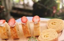 Baumkuchen kiểu Nhật