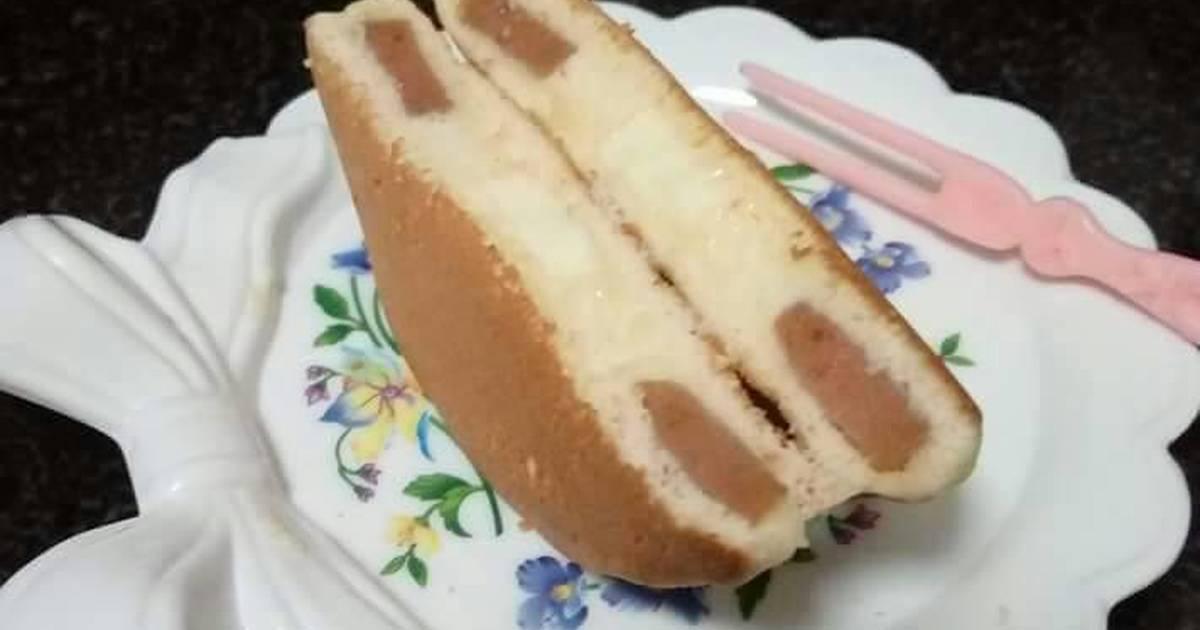 Bánh Hot Dog (không dùng máy)