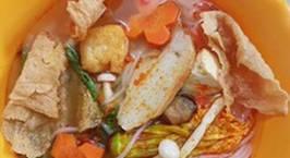 Hình ảnh món Bún lẩu Thái