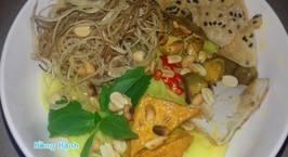 Hình ảnh món Mì Quảng Chay