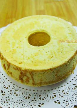 Bánh Chiffon Chanh