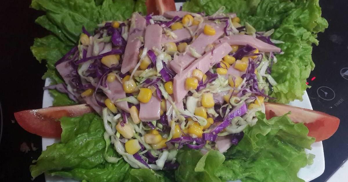 Ảnh đại đại diện món Salad bắp cải trộn mè