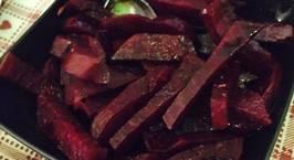 Hình ảnh món salad củ dền