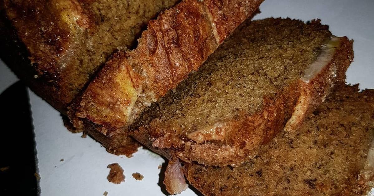 Banana bread (bánh mì chuối)