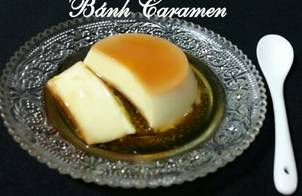 Bánh Caramen (Flan)