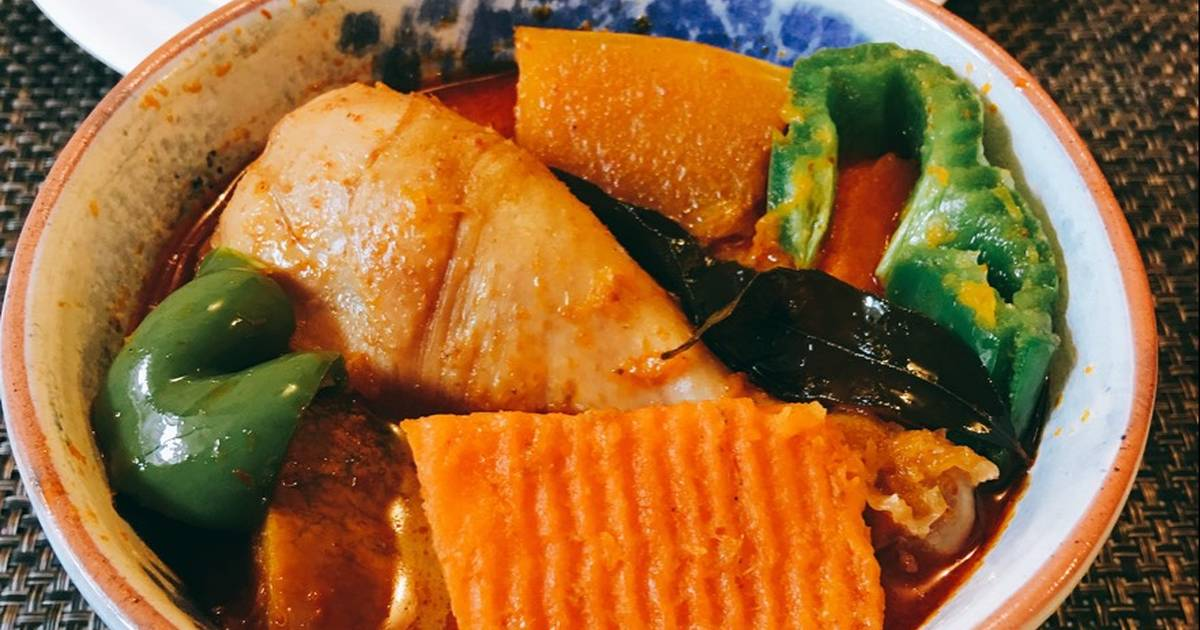 Cà Ri Gà Kiểu Thái (Thai Red Chicken Curry)?