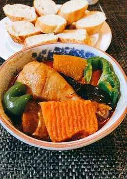 Cà Ri Gà Kiểu Thái (Thai Red Chicken Curry)🥘