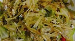 Hình ảnh món Cá cơm trộn khế chua(món ăn miền trung)