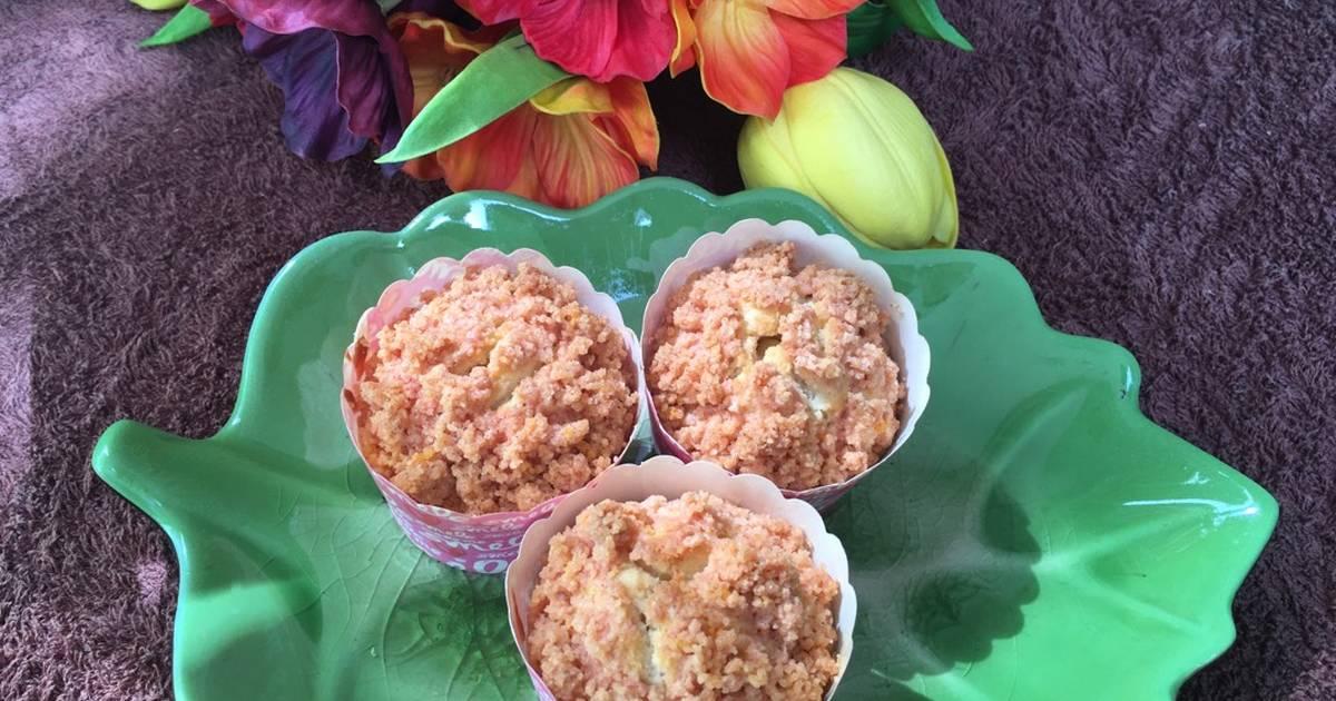 Bánh Muffin Các Loại Hạt