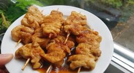 Hình ảnh món Thịt gà sốt Teriyaki (chicken Teriyaki)