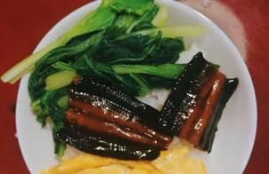 Cơm lươn Nhật (không dùng lò nướng)