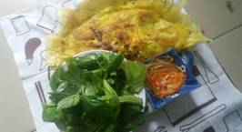 Hình ảnh món Bánh xèo hải sản Vũng Tàu