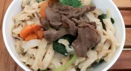 Hình ảnh món Thử làm phở xào thịt bò zui zui cuối tuần nha ^^