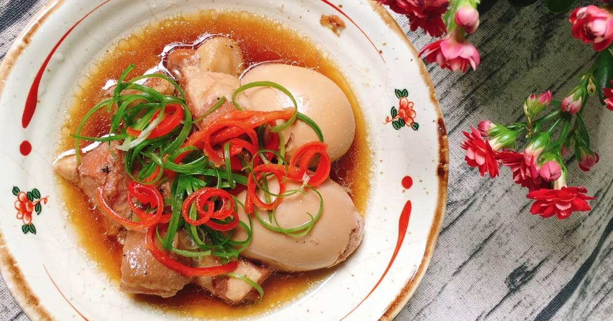 Thịt Kho Trứng Ngày Không Nắng