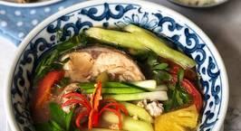 Hình ảnh món Canh cá nấu chua