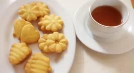 Hình ảnh món Bánh quy bơ (butter cookies)
