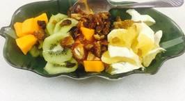 Hình ảnh món Thuyền trái cây giảm cân