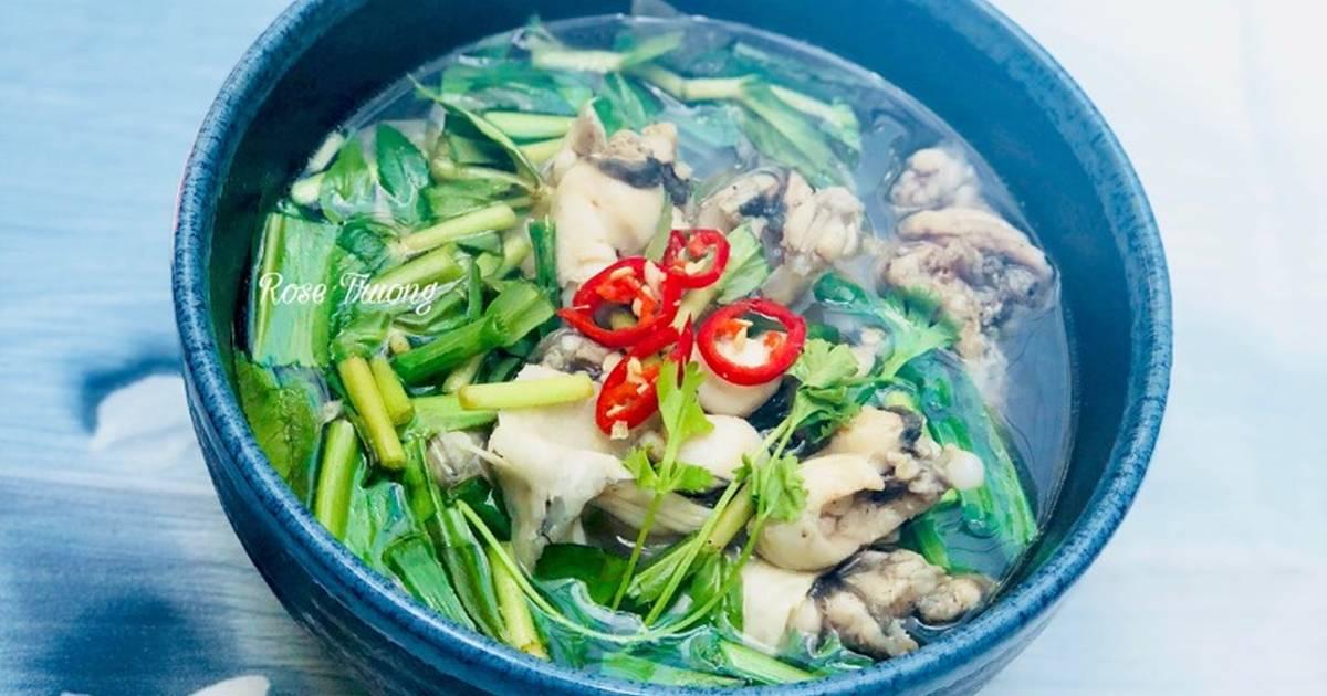 Ếch Nấu Măng Chua