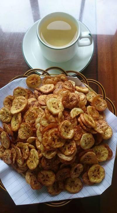 Snack chuối