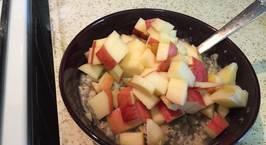 Hình ảnh món Bữa sáng yến mạch và hạt chia (Oatmeal with chia seed)