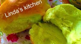 Hình ảnh món Hainnanese Kaya Bread ( $5,000 starter bread) - Bánh mỳ bơ nhân mứt Kaya