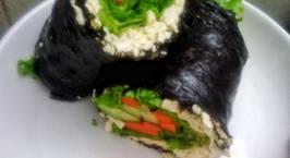 Hình ảnh món [DIET] Cơm cuộn Hàn Quốc healthy