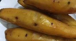 Hình ảnh món Ấm bụng với khoai lang nấu mật mía