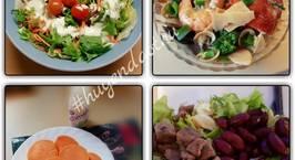 Hình ảnh món Day 6 | Thực đơn Clean eating cho 14 ngày