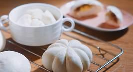 Hình ảnh món Bánh bao nhân thịt trứng