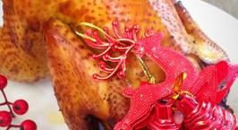 Hình ảnh món Gà hun khói (Zhao An Smoked Chicken) cho Giáng sinh rộn ràng niềm vui!
