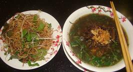 Hình ảnh món Miến Lươn Ninh Bình