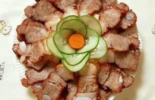 Thịt Xá Xíu Nấu Bằng Nồi Cơm Điện