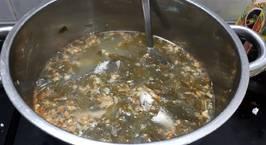 Hình ảnh món Cá kèo nấu lá giang