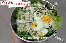 Salat rau iceberg