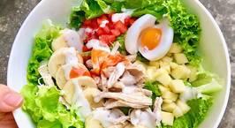 Hình ảnh món Salad eat clean