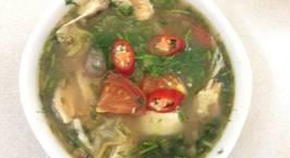 Hình ảnh món Cá hồi nấu khế chua Ba Tri