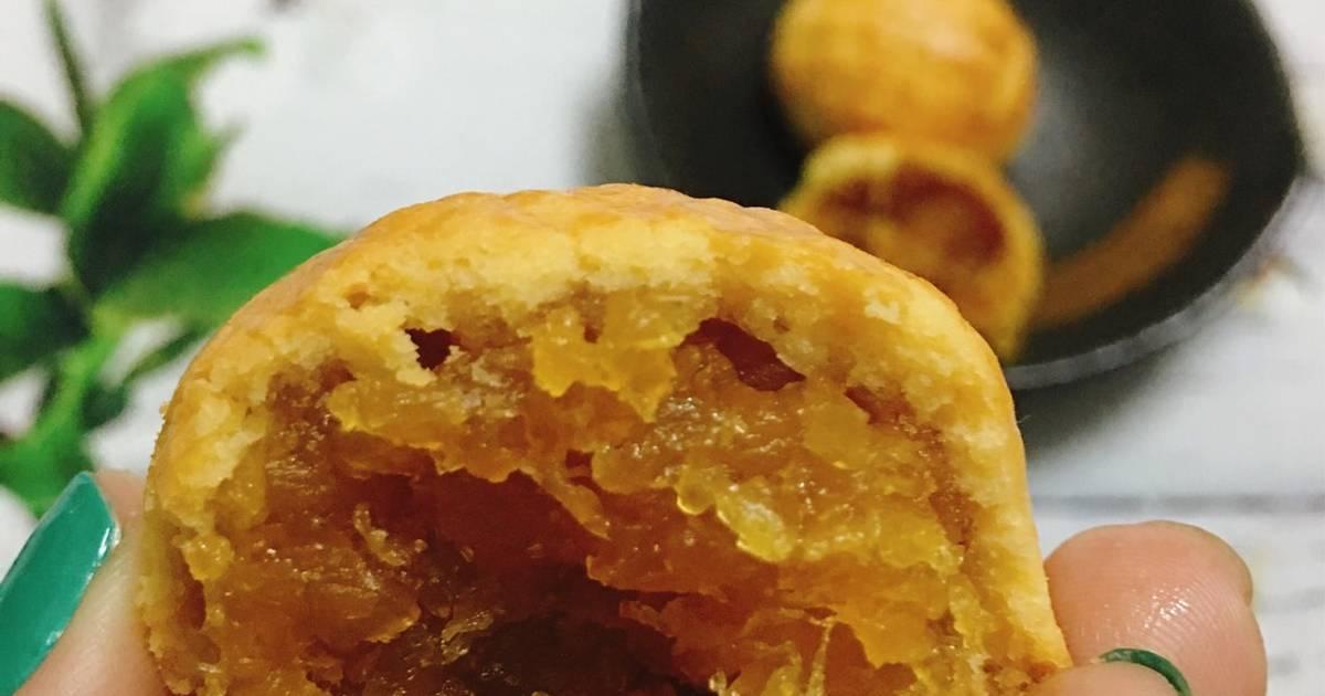 Pineapple Cake (Bánh Dứa Đài Loan)